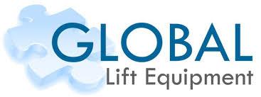 Global lift equipment logo