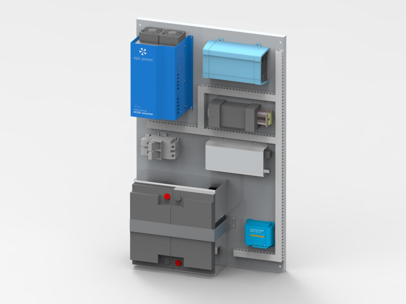 HISS Homelift Intelligent Supply System