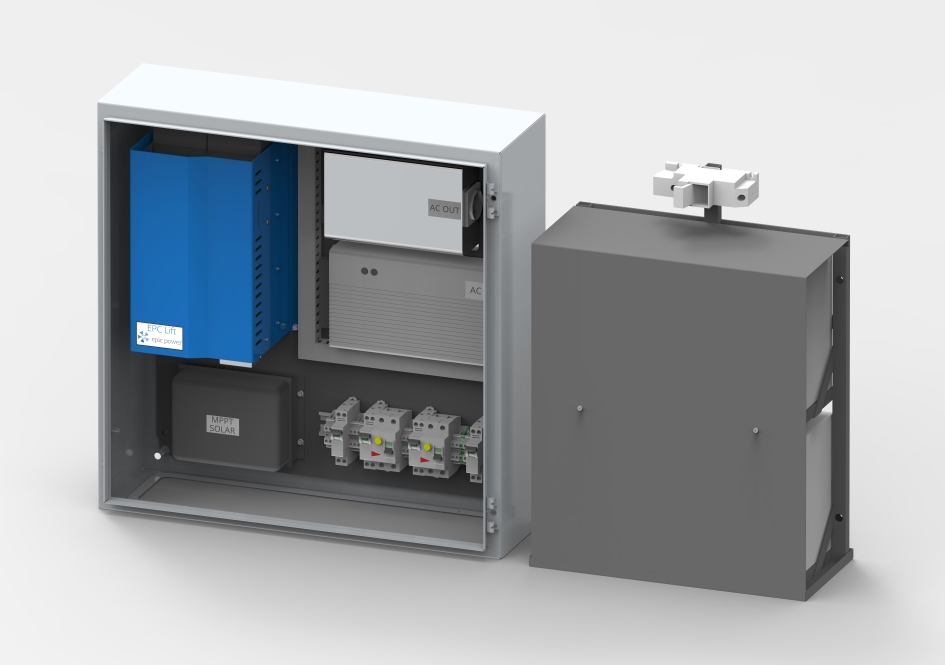 P2S Single-Phase Power Supply System