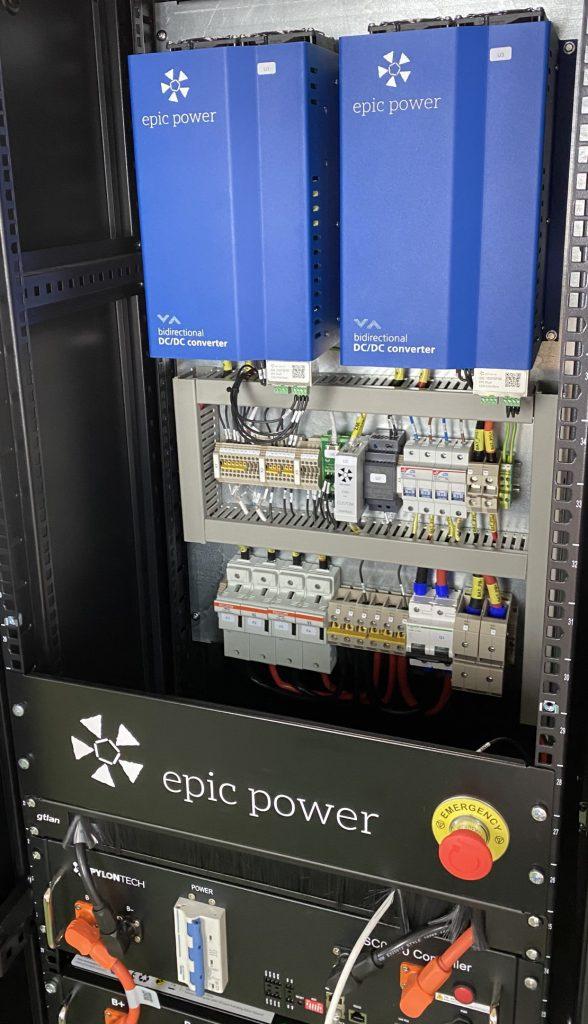 battery hybridization bidirectional dc dc converter