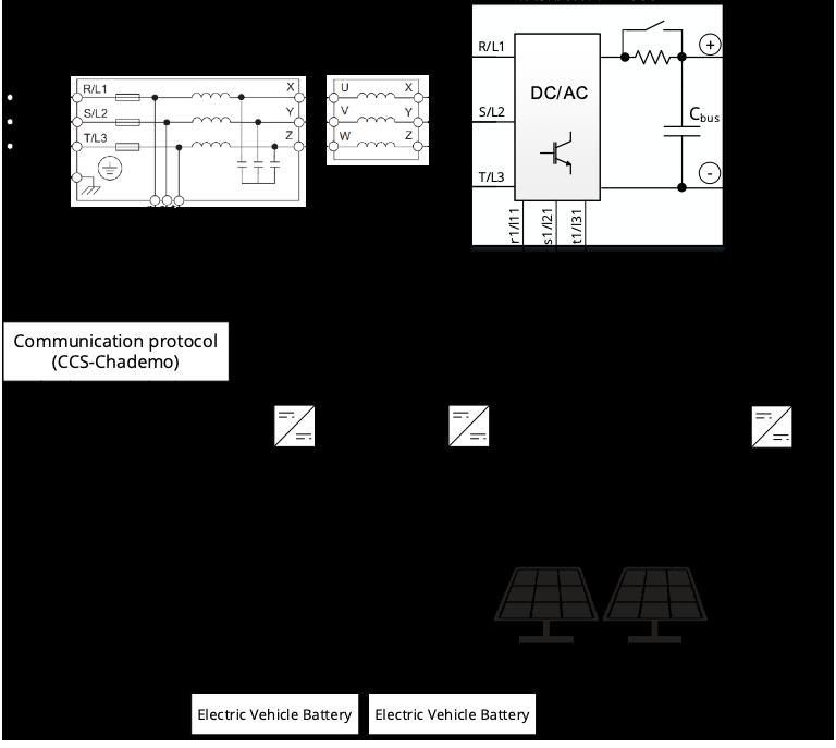 DC DC converter schema